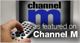 As featured on Channel M