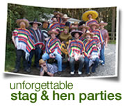Unforgettable Stag & Hen Parties Clay Pigeon Shooting